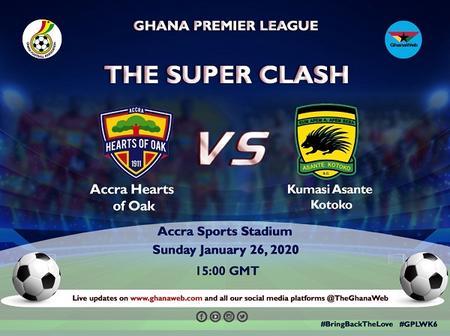 Heart Of Oak Holds Kumasi Asante Kotoko In Accra