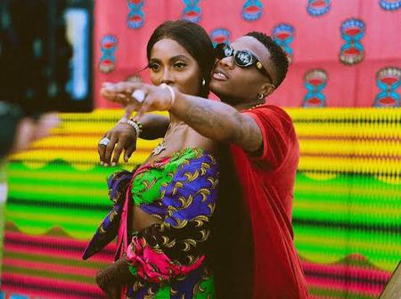 Wizkid FC and Tiwa Savage's fans fight on Twitter over supremacy