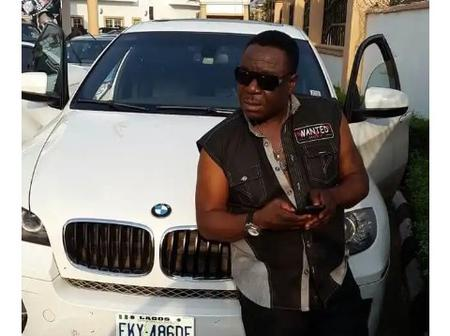 Check Out The Expensive Cars Owned By Actor, John Okafor, Popular Known As Mr. Ibu