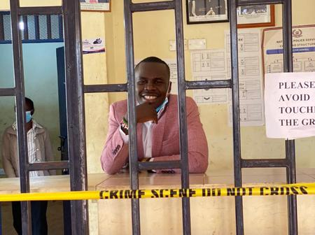 Osoro Shares Photos of Where they Were Taken hours after being Arrested at Kisii High School
