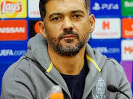 Check Out What Sergio Conceiçao Said After Chelsea Defeat Porto
