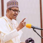 President Buhari Sends Message To New Service Chiefs