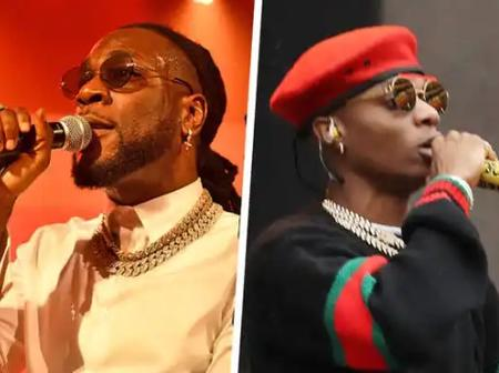 Wizkid and Burna Boy: Most streamed Artist on Spotify