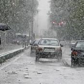 نوة الكرم تضرب الإسكندرية وأمطار خفيفة على المحافظات الساحلية وشمال ووسط الدلتا