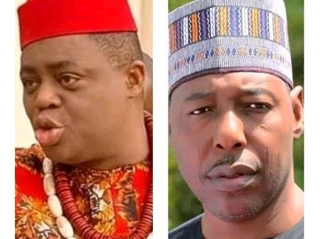 After Zulum Said That Christians Are Members Of Boko Haram, Check Out What FFK Said To Him.