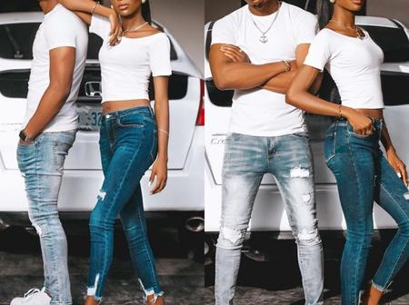 Ultimate Love Couple Iykeresa Stepping on Necks In Matching Outfits, See Fans Reactions