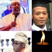 Todays Headlines: A Prominent Man Dies In Nigeria, Senator Rochas Okorocha Breaks Silence