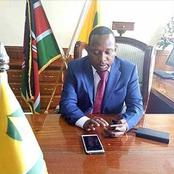 List Of Property Allegedly Owned By Mike Sonko, The Nairobi Governor