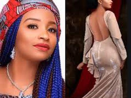Rahama Sadau denies reports that she has been arrested and about to be jailed for indecent photo