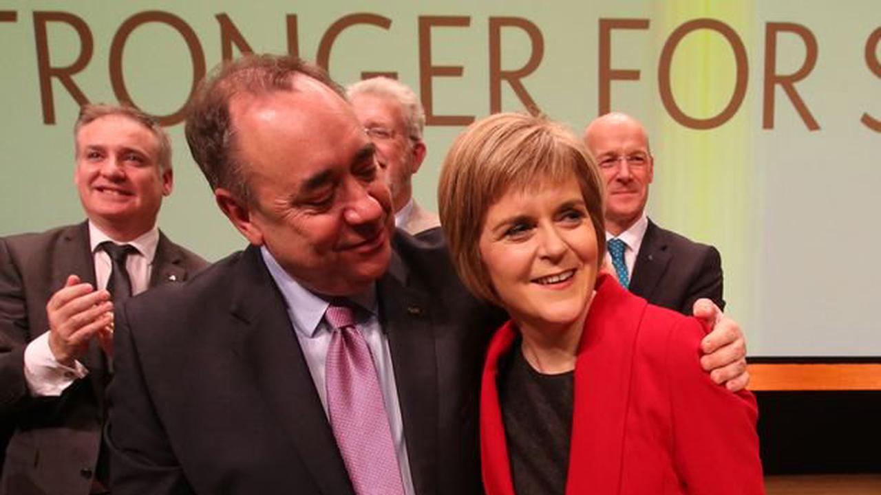 "Alex Salmond accuses Nicola Sturgeon of ""total lack of progress"" on independence"