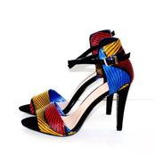 Ankara Shoe For Ladies Who Want To Slay
