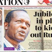 Today's Newspaper Headline Review