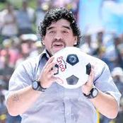 Doctor investigated in conjunction with Diego Maradona's death.