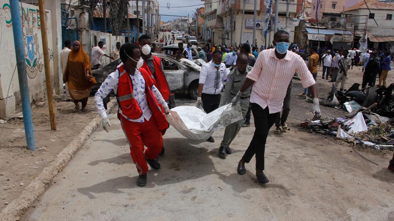 Somalia: 15 Tote bei Al-Shabaab-Anschlag in Mogadishu