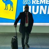 Après sa défaite humiliante, Johnny Patcheko retourne rapidement en Allemagne