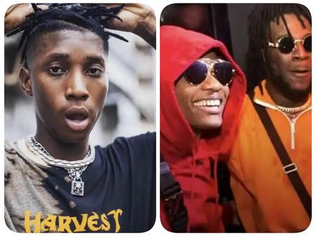 BellaShmurda Thrill Fans as He Plans To Do This With Burna Boy, Wizkid Tomorrow