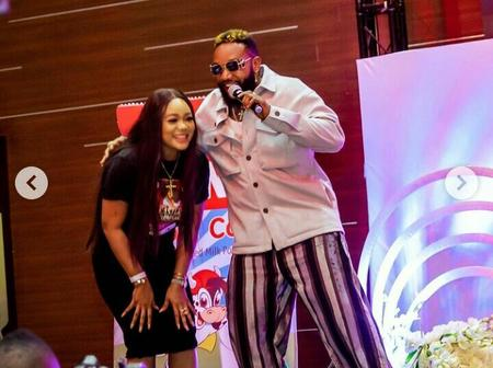 Rachael Okonkwo Reveals  She Is A Big Fan Of Kcee