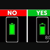 7 things You Should Stop Doing to Your Phone If you want the battery to Last Long