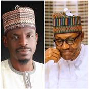 Mixed reactions as Bashir Ahmad shares a photo of 'one of President Buhari's legacies' on Twitter.