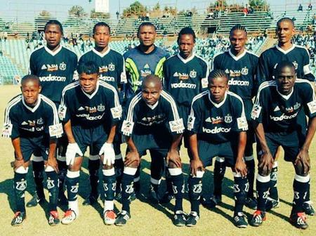 Lesley Manyathela last Game for Pirates, who else was on the line up?