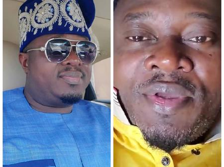 The Hospitalized Actor, Muyiwa Ademola speaks on the bed wishes his lovely fans Merry Christmas.
