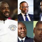 Top 7 des hommes les plus riches de la Côte d'Ivoire