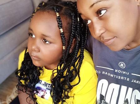 Budesko No: Betty Kyallo's daughter Ivanna doesn't want her mom to remarry