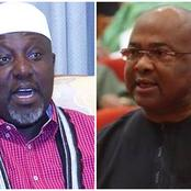 Headlines: Uzodinma Paid Orlu Group N1 Billion To Recall Me From Senate - Okorocha, Nothing wrong with Eagles travelling to Benin by boat — Pinnick