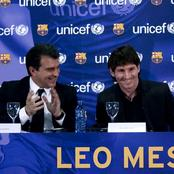 Barcelona President Reveals What Lionel Messi Told Him After He Won The Presidential Elections.
