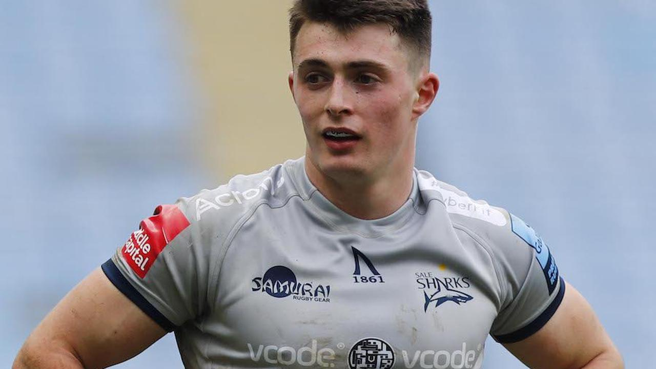 """""""He reminds me of Barrett"""" – Mike Brown picks his 'next England fullback'"""