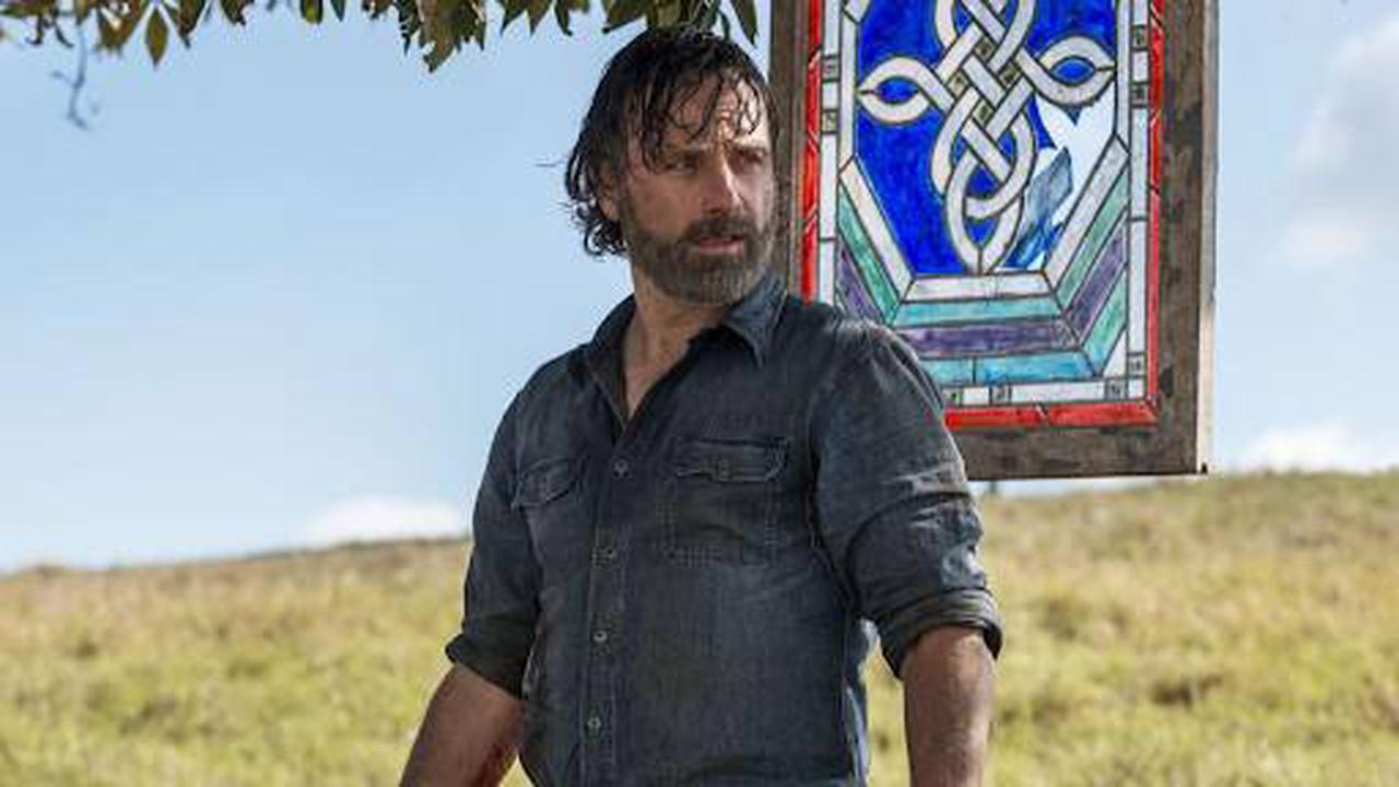 Walking Dead Director Teases Rick Grimes Return Date