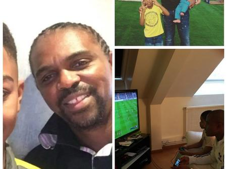 6 Nigeria Footballers And Their Adorable Sons