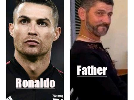 Checkout the fathers of some renowned football players
