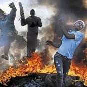 South Africa: Widespread Xenophobic Violence