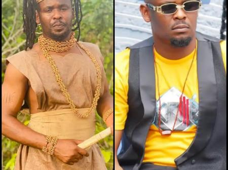 Sharon Ifedi, Sophie and others react after Zubby Michael was seen in a traditional attire in new photos.