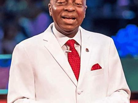 See What A Youth Told Bishop David Oyedepo To Build Instead Of Another Church Building