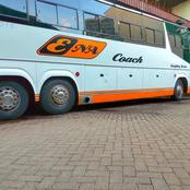 Ena Coach Makes A Major Announcement On Their New Destined Routes To The Western Regions