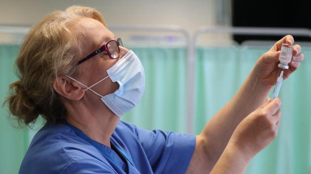 Two Thirds Of Agency Nursing Staff Still Waiting For Second Covid Jab
