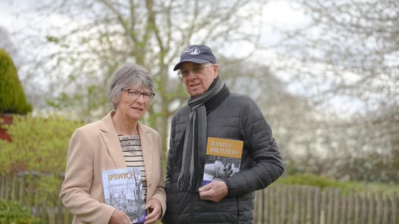 Barry tells stories of Ipswich bargemen in new booklet