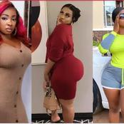 10 Ten Most Curvy Nigerian Celebrities. Destiny Etiko Is Not In The List.