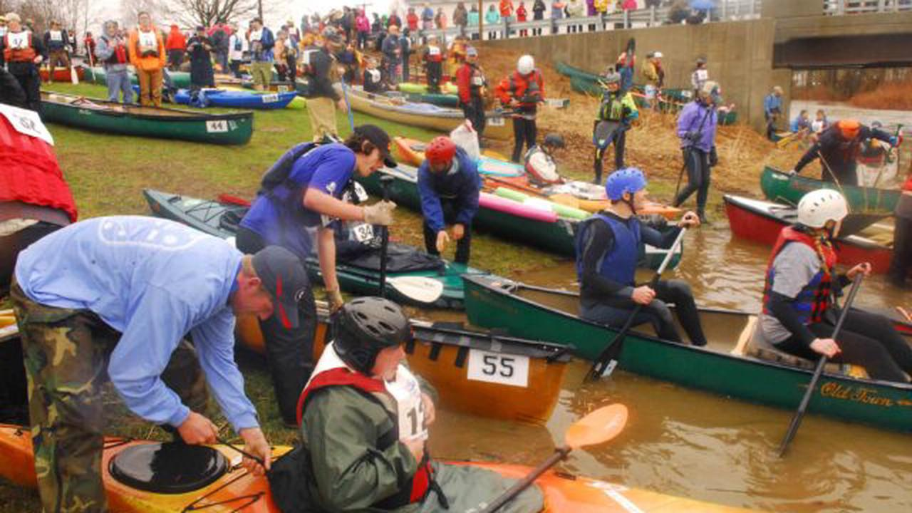 Kenduskeag Stream Canoe Race returns to Bangor