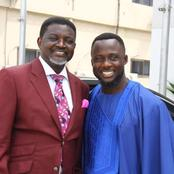 This Bishop Agyinasare's Admin. Bishop, is No Longer at Perez Dome, Read Why! See Pictorial Evidence