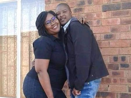 Radio personality Dimakatso's Monster Husband Arrested In SOWETO