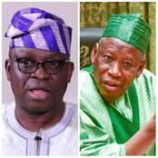 Today's News: Ganduje Hunts Female Lawyer For Criticising Him, Fayose Reacts To PDP Zonal Congress