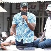 What Governor Joho told Raila Odinga Concerning the 2022 General Elections