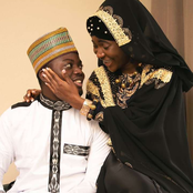Check Out Lovely Photos Of This Muslim Scholar, His Beautiful Wife And Kid
