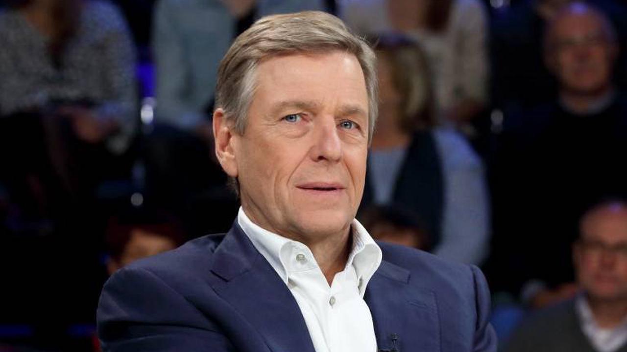 """Schock beim ZDF: Claus Kleber verlässt 2022 das """"heute journal""""!"""