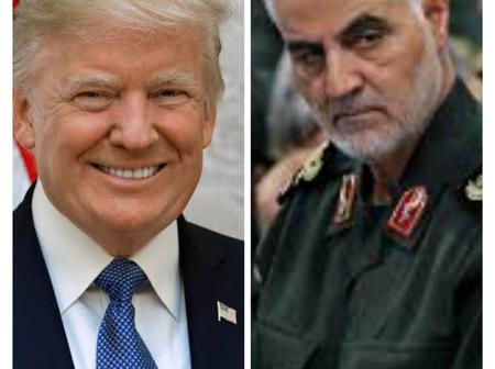 World War 3: Iran To Arrest Donald Trump and 30 others