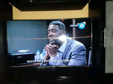 Advocate Bopape from Skeem saam said something that people didn't like see their comments