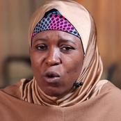 When Nigerians Are Tired Of The Terrorists' Atrocities, They Will Ask Buhari To Resign- Aisha Yesufu